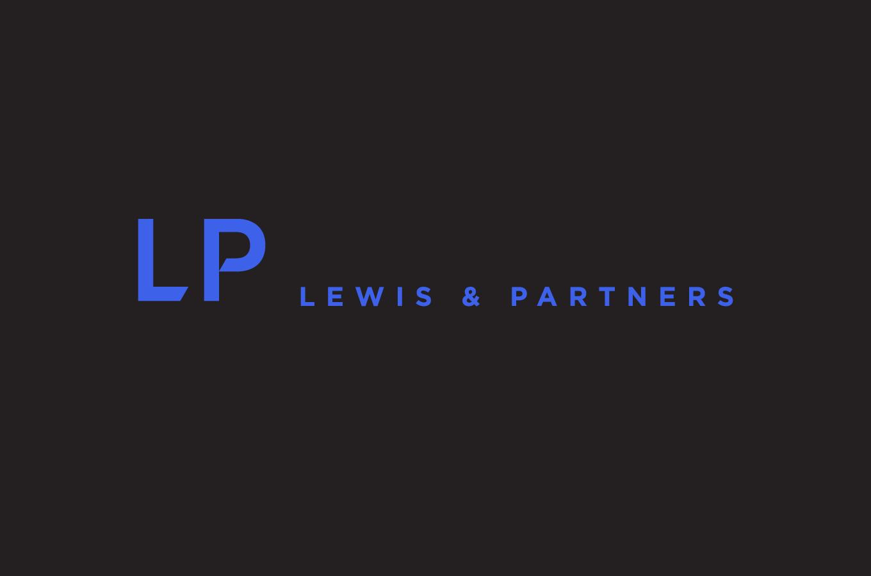 Lewis & Partners brand identity
